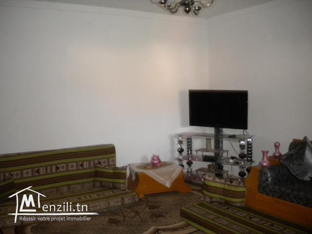 Une maison de 160 m² à 75 MDT à Hammamet