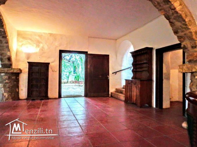 Villa style arabesque Hammamet