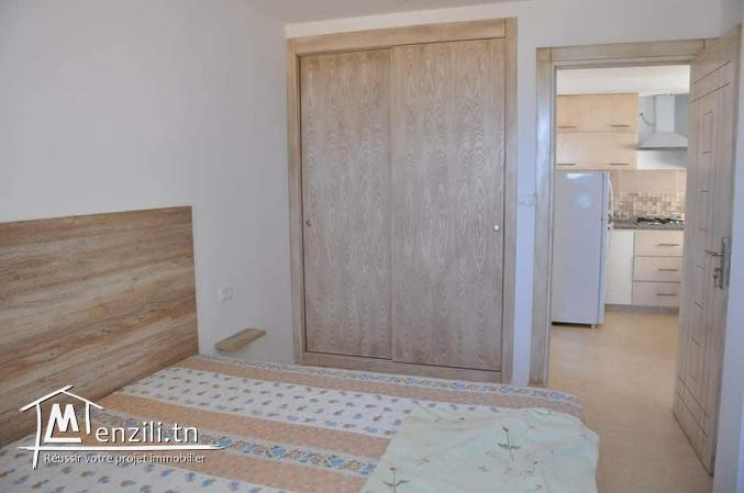 Location estivale des appartements front de mer à Karkouane