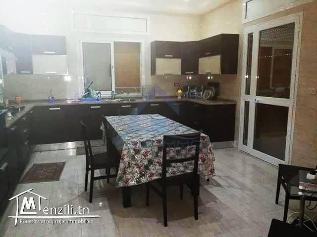 A vendre une superbe villa à Hammam Sousse