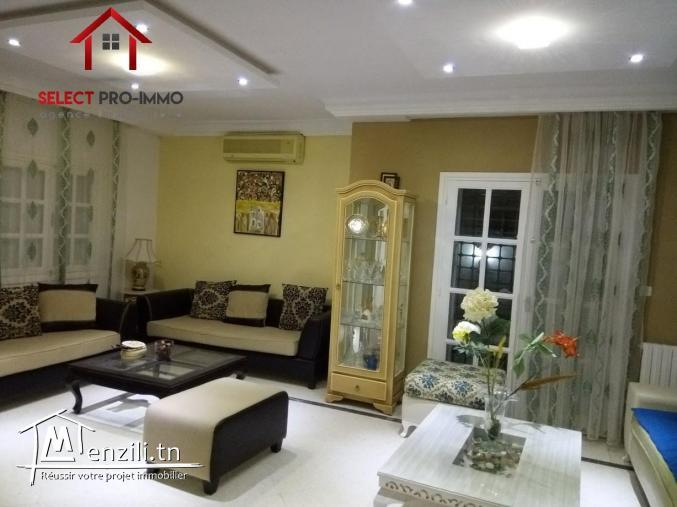 Villa Youcef S+3 à Hammamet – NLE041