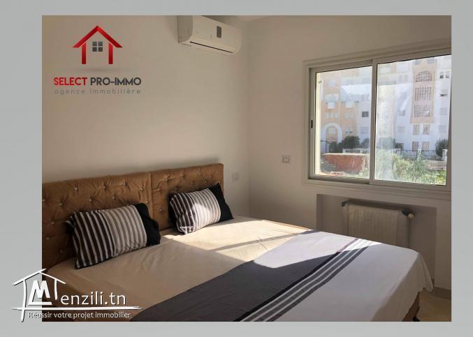 Appartement s+1 meublé à AFH Mrezgua – NLE039