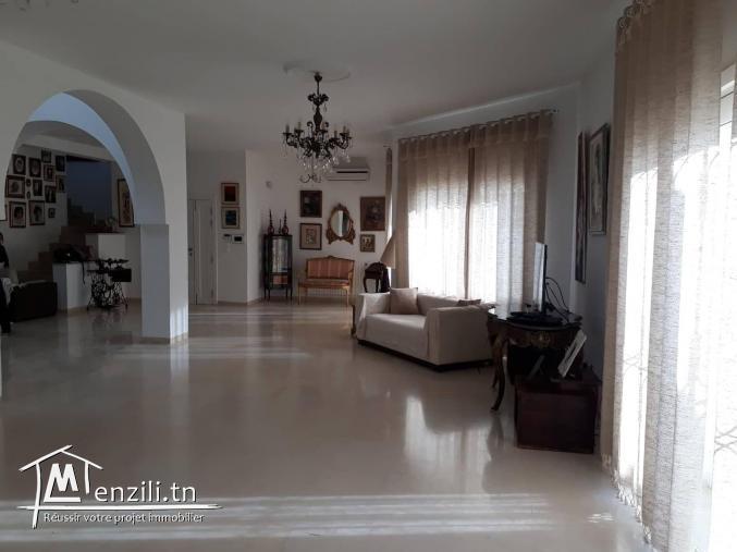 Villa avec Piscine à Gammarth Village