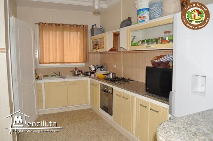 SUPERBE APPARTEMENT A MAAMOURA