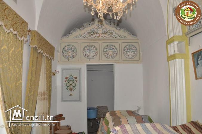 Maison arabe à Maamoura