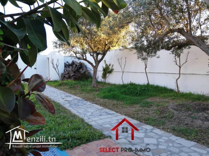 Villa S+2 à Sidi Slimen Nabeul – NLE036