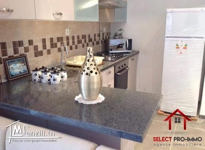 Appartement S+1 à Nabeul – NLE032
