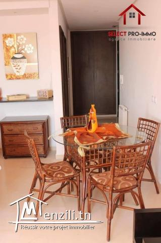 Appartement S+2 à Nabeul – NLE031