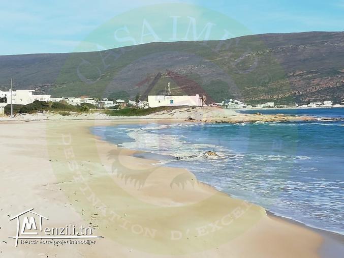 Des lots de terrain à 800 mètres du plage à partir de 70Dt/m²