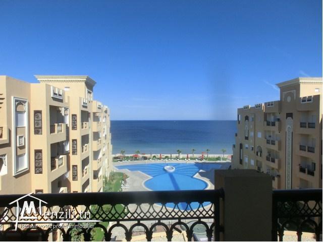 Un joli appartement à louer pour les vacances à CHOTT MERIEM