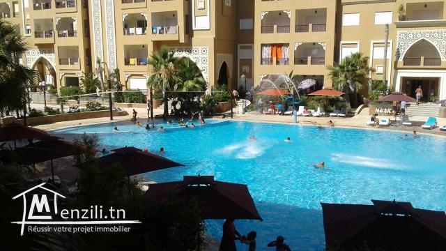 un magnifique appartement à louer pour les vacances à Chott Meriem