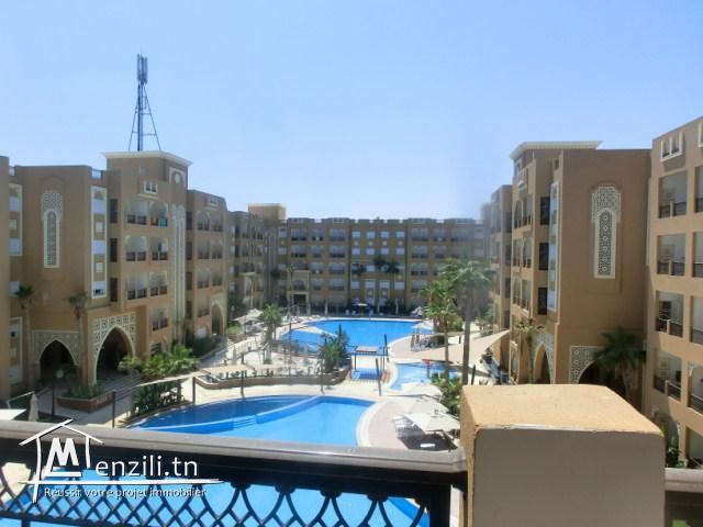 Un joli appartement à louer pour les vacances à CHOTT MERIAM