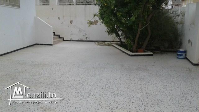 A vendre une jolie villa à JAWHRA Sousse