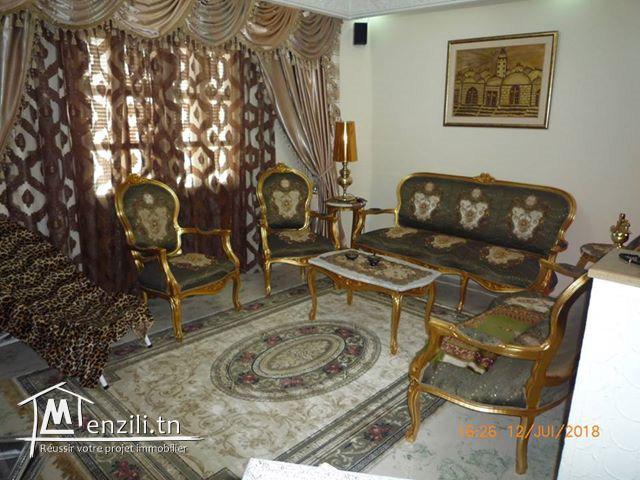 A vendre une jolie villa à KHZEMA Sousse