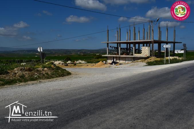 ارض 250متر للبيع في قليبية بارفق الاسوام 26901997