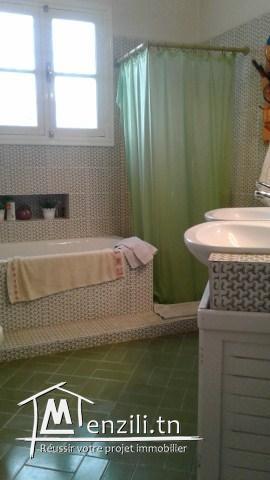 A vendre une magnifique villa à SOUSSE
