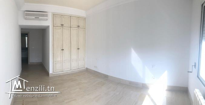 Appartement s+2 haut standing Lac 2