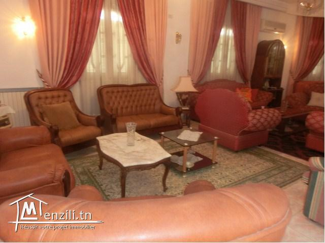 A vendre une magnifique villa à SAHLOUL