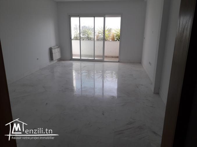 Appartement  s+2 à la soukra ref: MAL0291