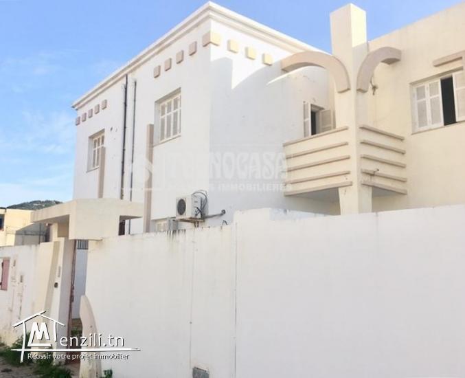 Duplex A vendre a borej cedria