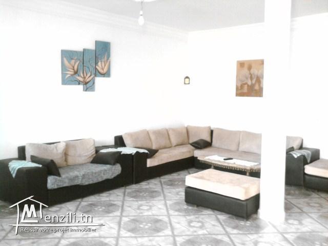 A vendre une jolie villa à SAHLOUL