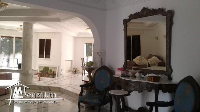 A louer une jolie villa à Kantaoui