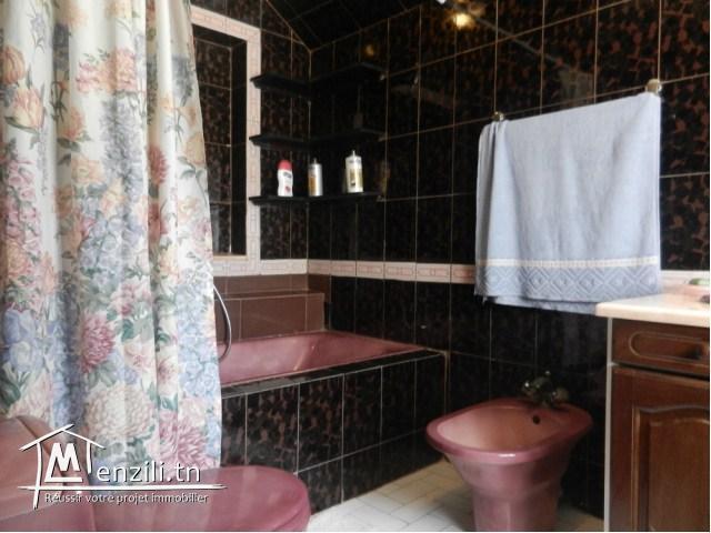 A vendre une magnifique villa à Kantaoui