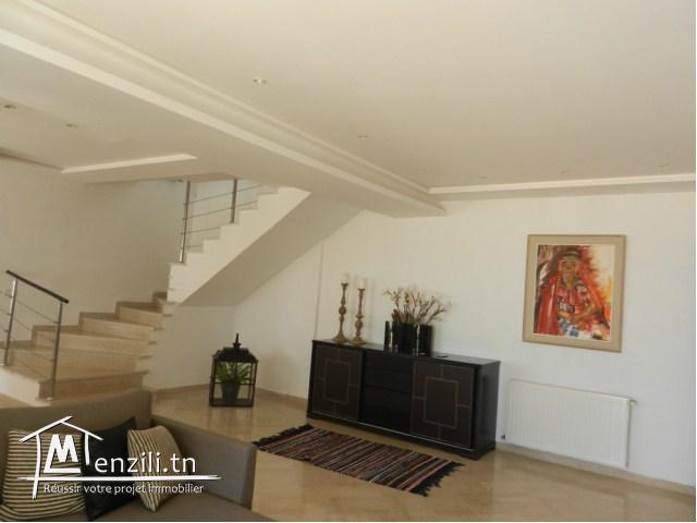 un magnifique appartement à louer pour la saison estivale à KHZEMA