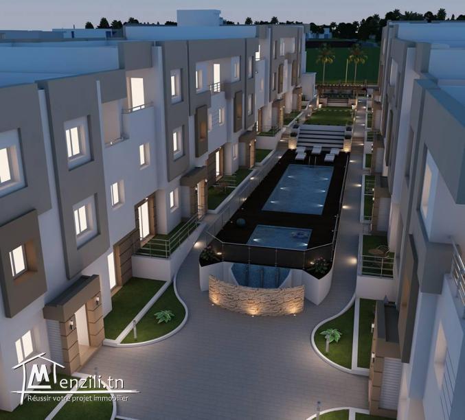 Villas à vendre « TILEL » - TRIPLEX haut standing