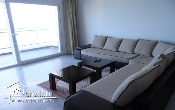 A louer pour la saison estivale un magnifique appartement à Hammam Sousse