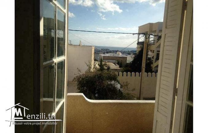 AV un balcon avec l'extension un balcon a hammamet nord gh