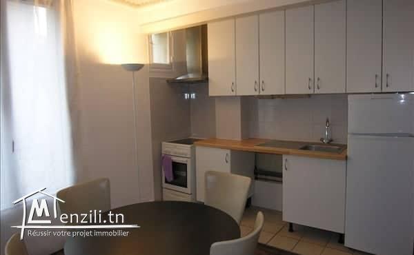 Location Appartements meublés dans une région calme
