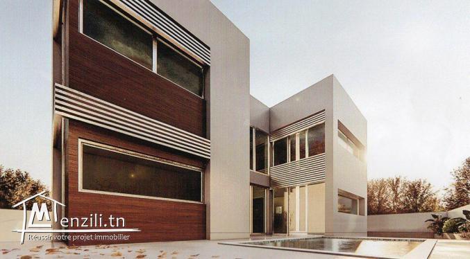 Vente : Villa NEUVE à La Soukra