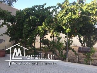 Jolie maison de 50m2 sur terrain de 517m2, à 2min de la plage de Soliman