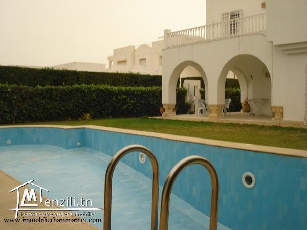 Villa Imen à Hammamet Nord