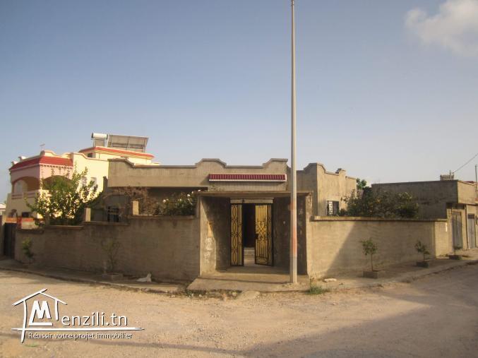 Maison a vendre sidi boukhris Bizerte