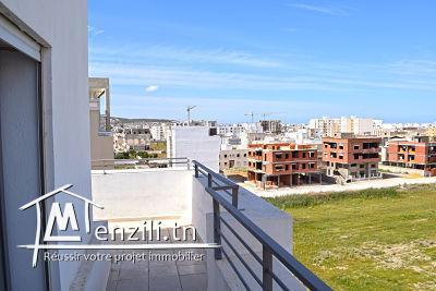 Appartement S+2 à Cité Al Ghazella