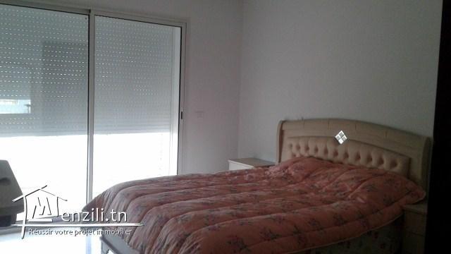 A vendre un joli appartement à KHEZAMA OUEST Sousse