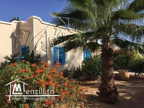 Villa à louer, Djerba midoun