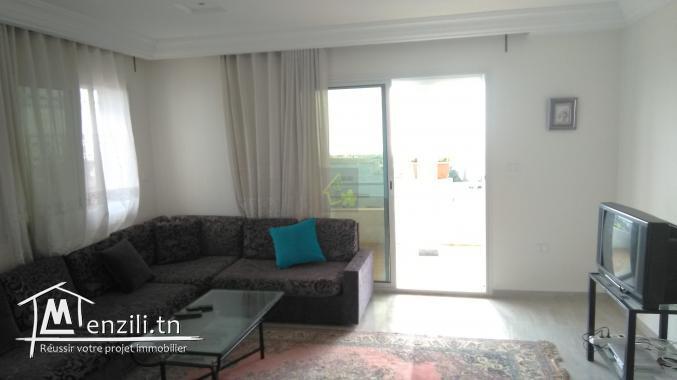 Appartement S+2 NISSAN 1 - à Hammamet  (Réf. LA950)