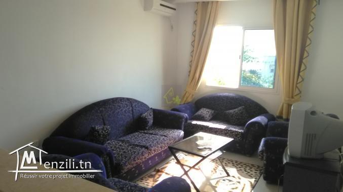 À Louer Appartement S+2 NISSAN - à Hammamet  (Réf. LA949)