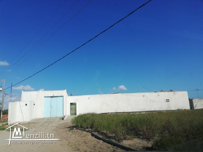 Maison Arabe à 8 Km de la Plage d'El Haouaria