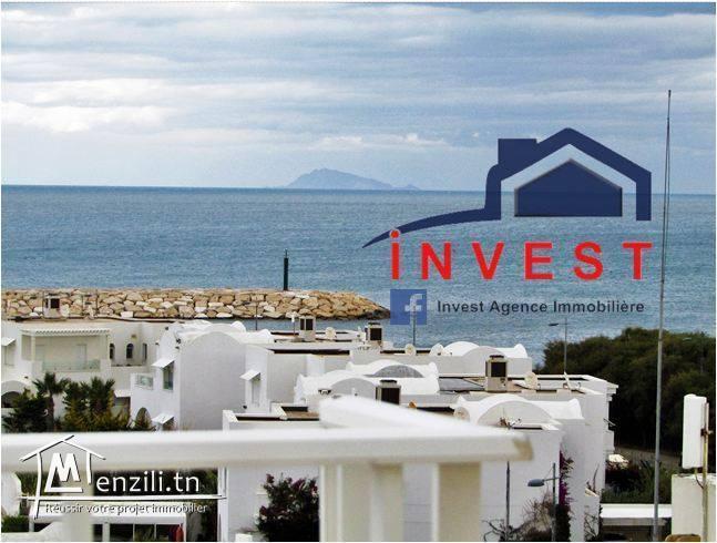 Villa S+3 avec terrasse à la marina