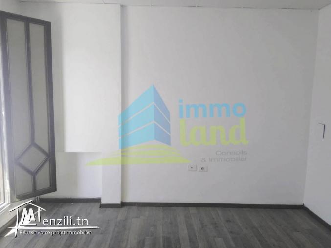 Bureau H 1 de 40 m2 à Menzah 8