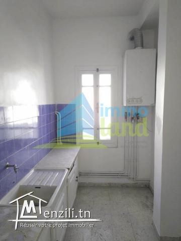 étage de villa s 4 de 160 m à Menzah 5