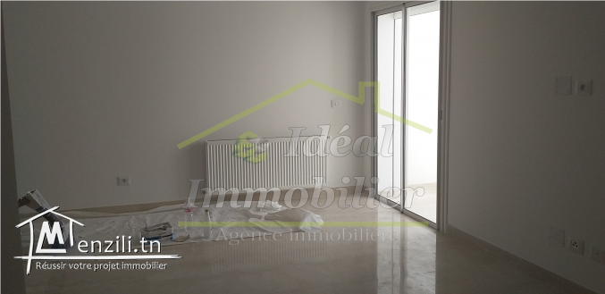 av appartement s+3 au jardin de carthage