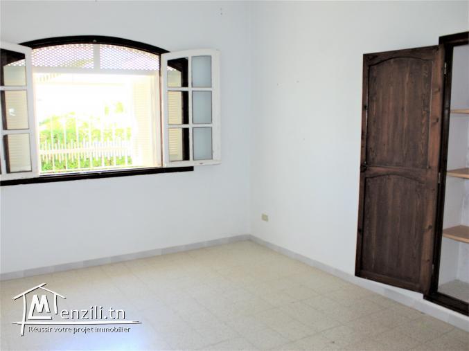 RDC de villa s3 ghazela 1