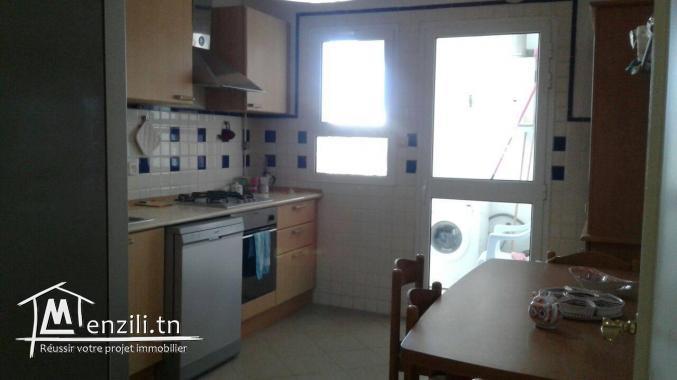 A vendre un joli appartement à Sousse de 145 m²
