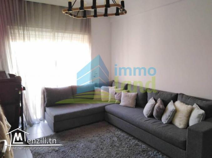 appartement s 3 de 124 m² à menzah 9c
