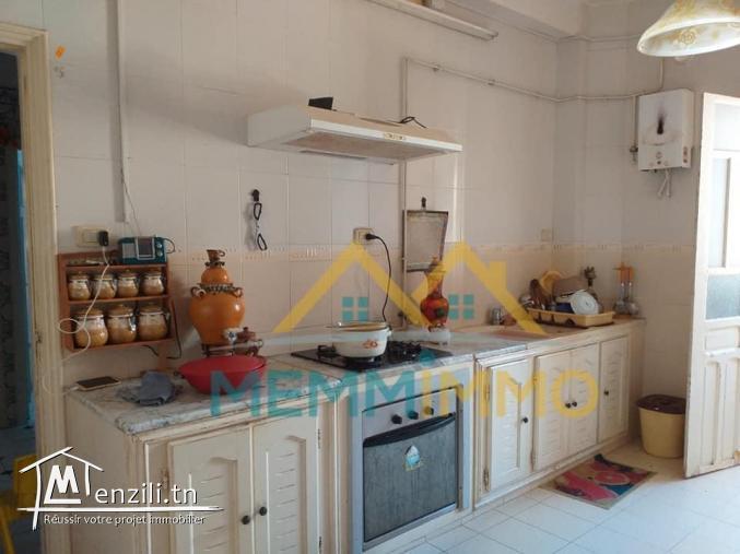 Étage de villa S+2 de 90 m2 - Borj Errass Mahdia- 145000 TND
